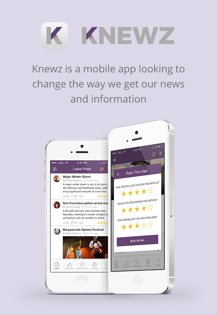 Image result for knewz news app